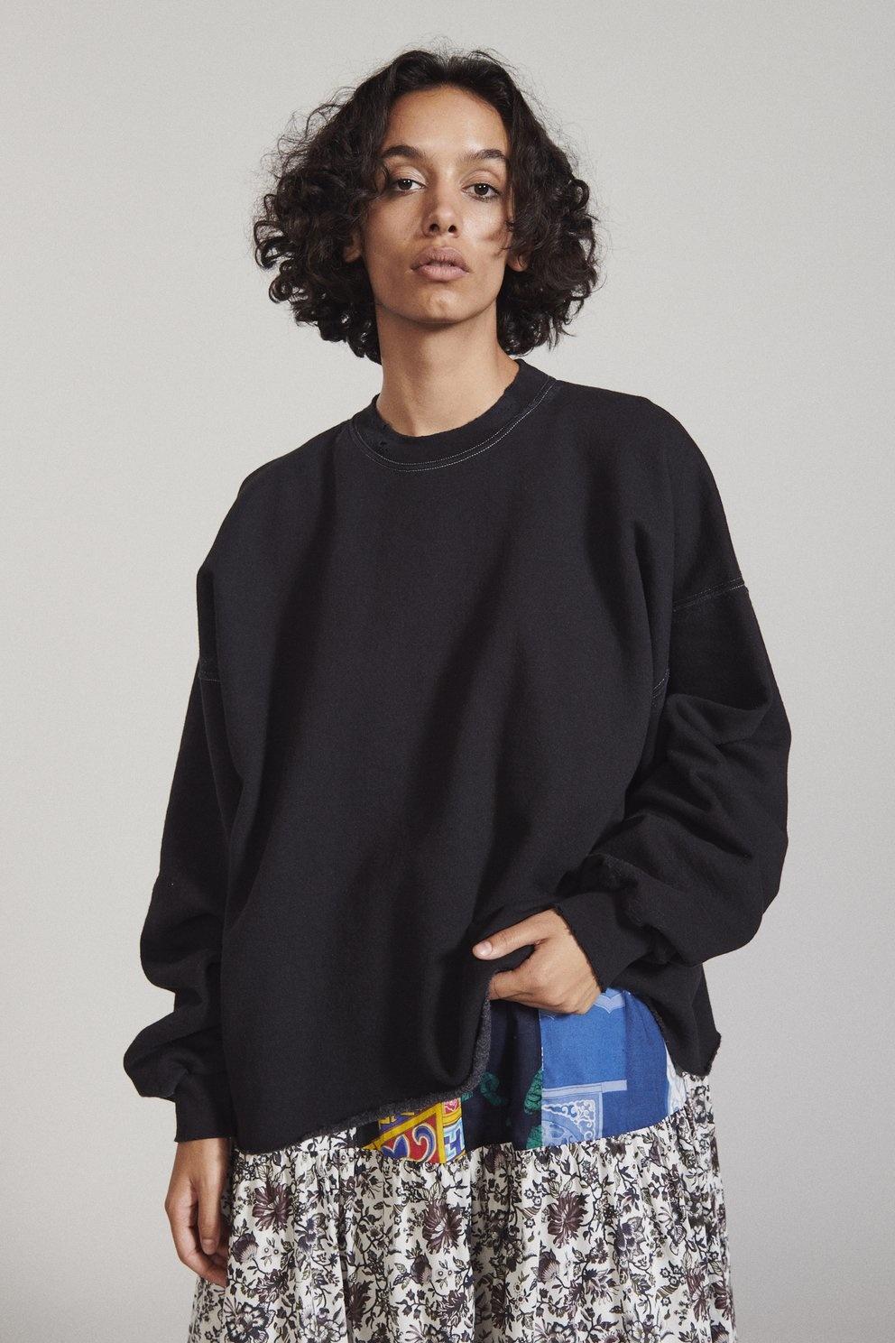 Fonder Sweatshirt Charcoal