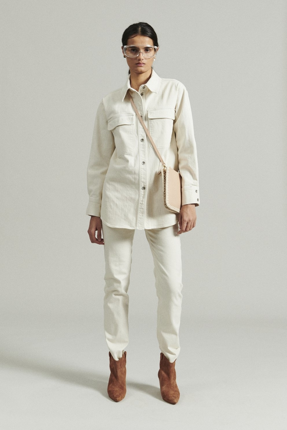 Supply Shirt Dirty White