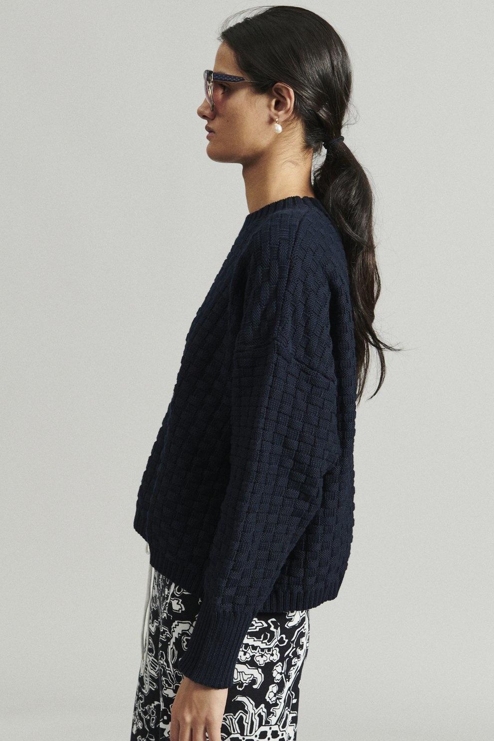 Riu Sweater Navy