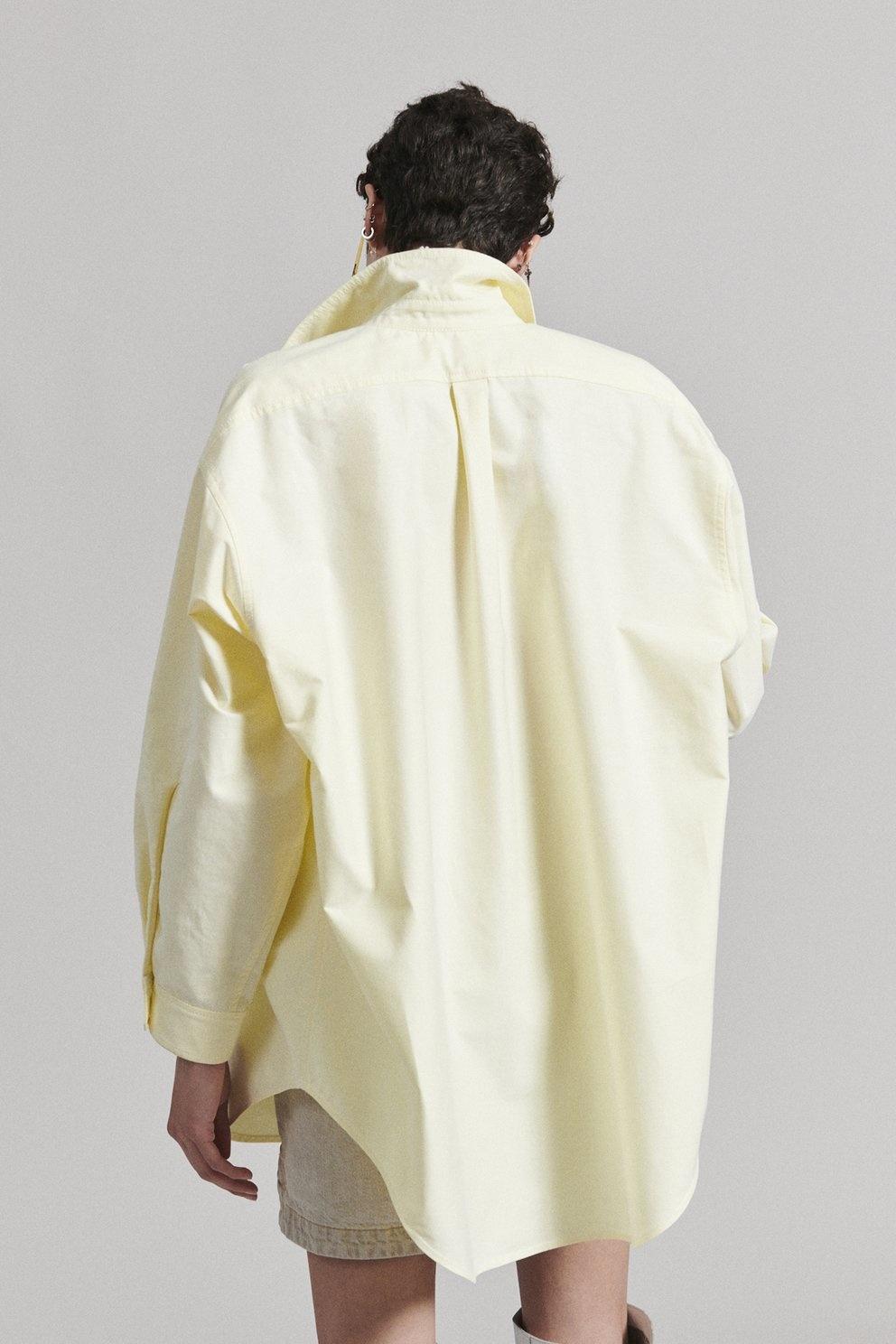Isa Shirt Yellow