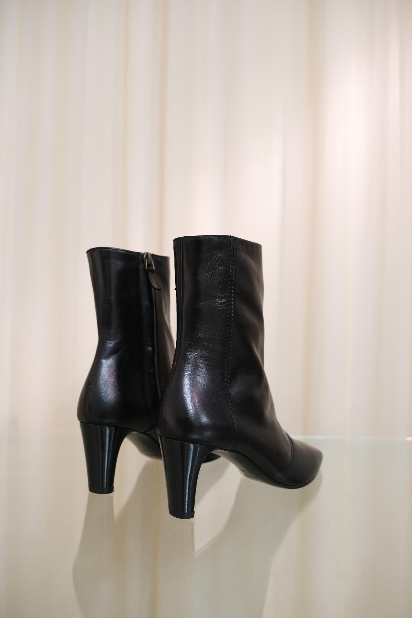 Piuma Boots Black
