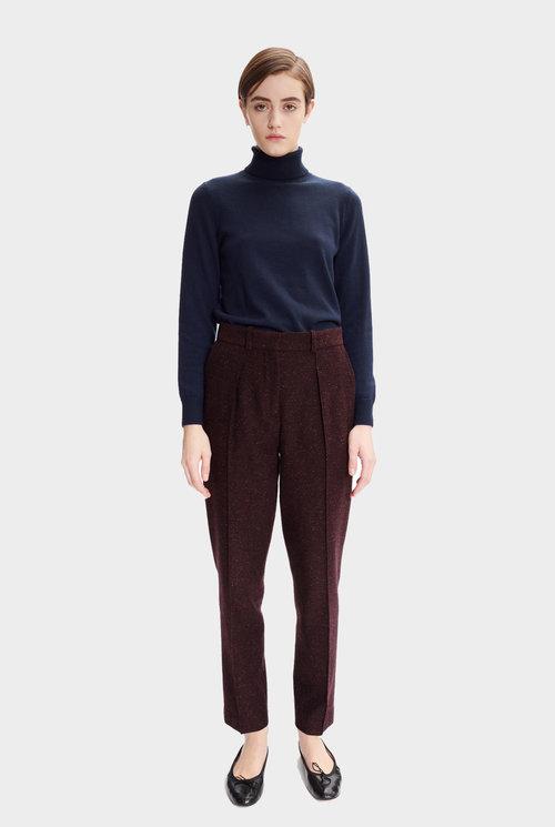 trousers Sandra bordeaux