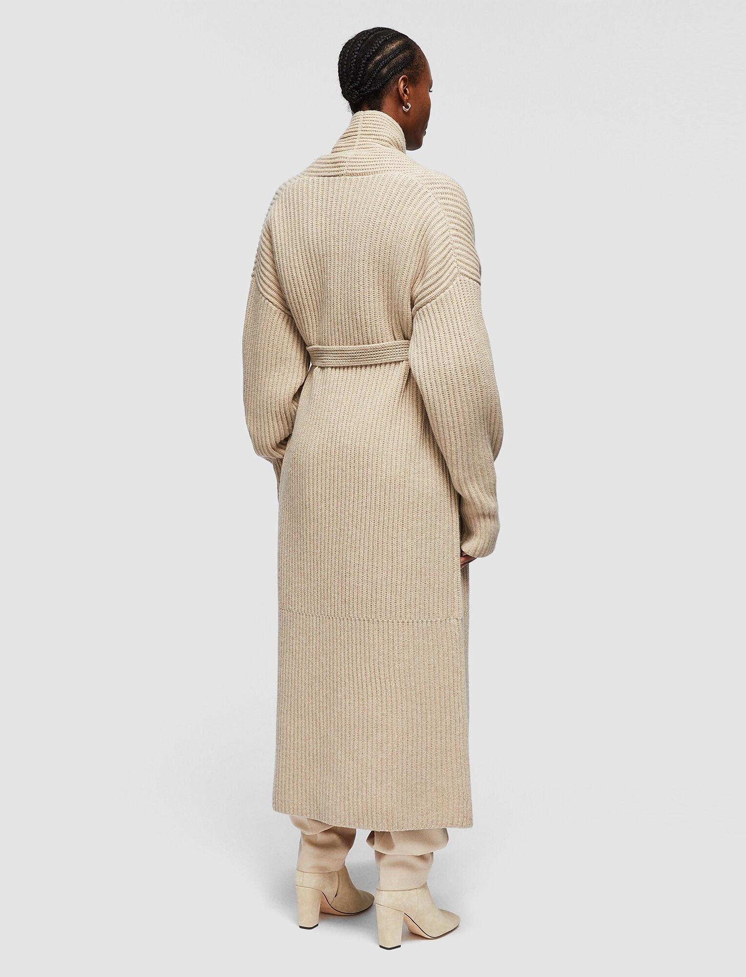 Coat Cardigan Stitch Sandshell