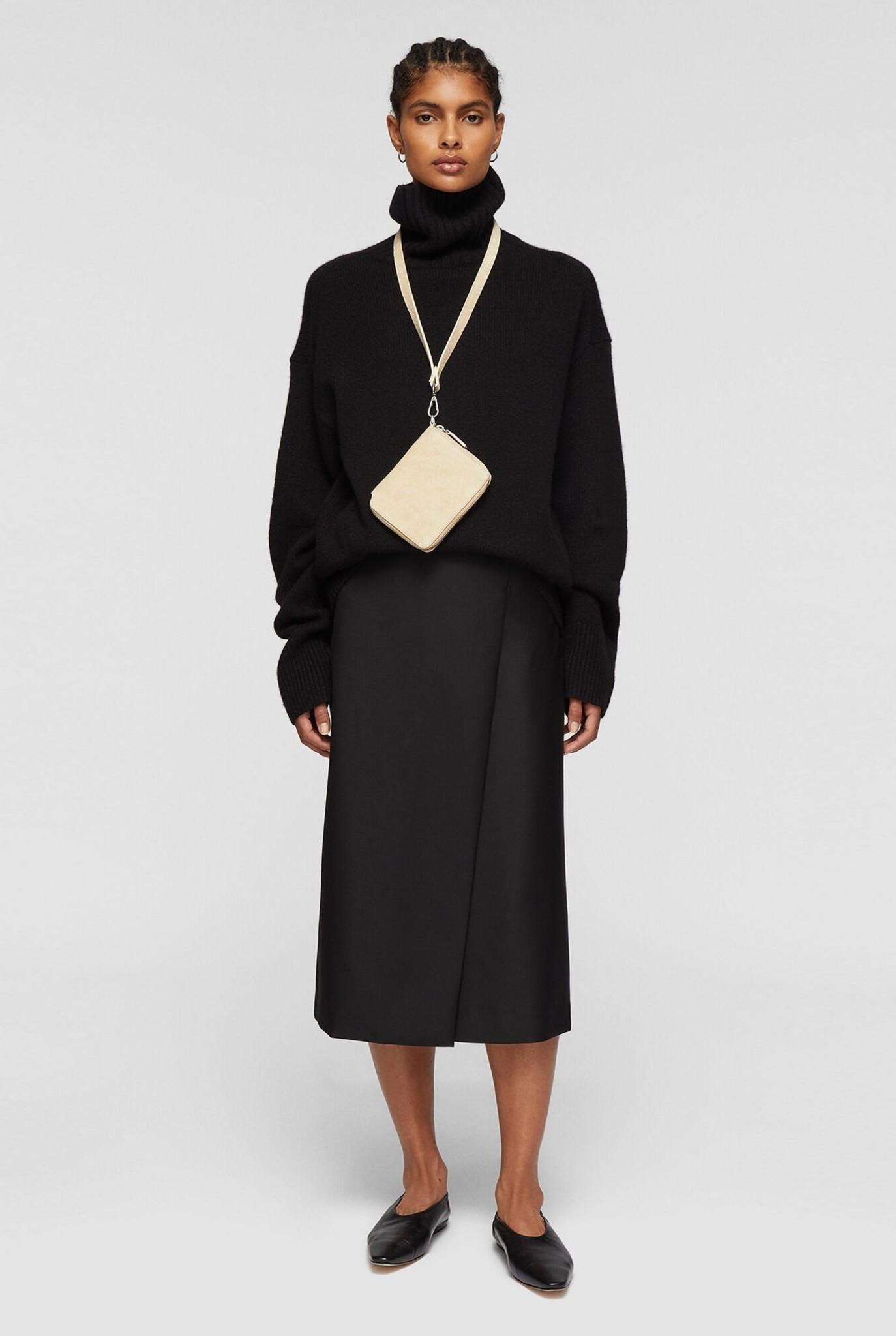 Sebela Skirt Black