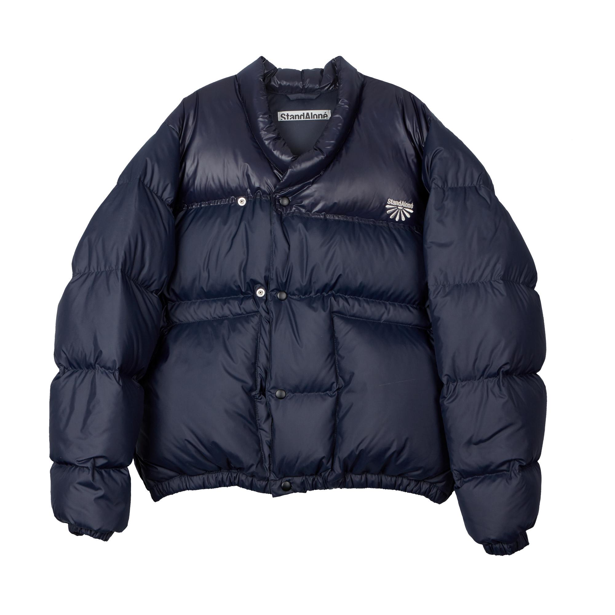 Puffer Jacket Navy