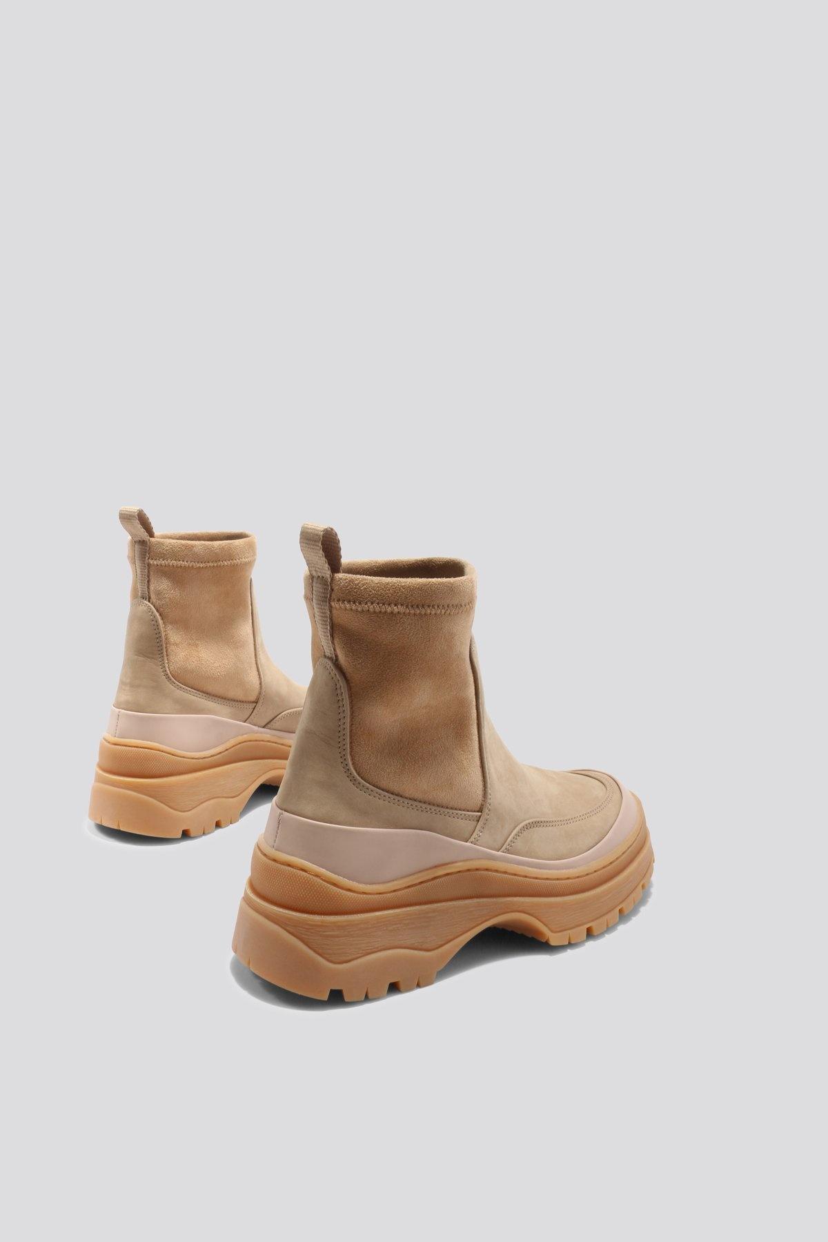 Barla Boot Natural