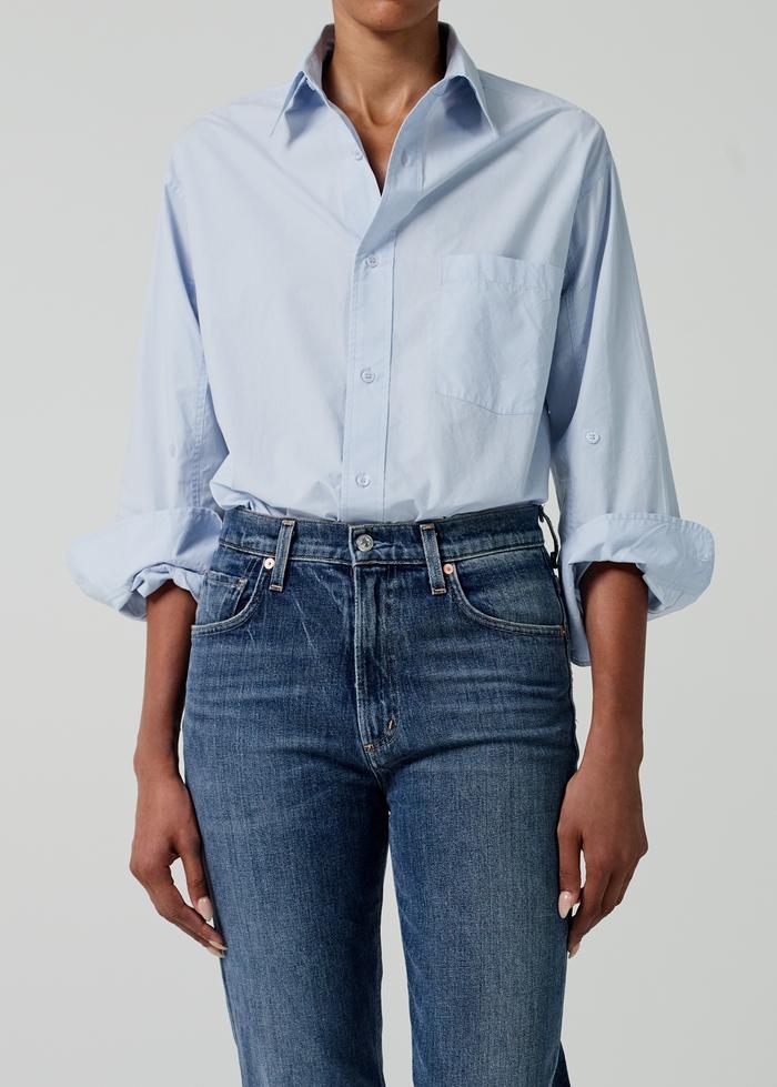 Kayla shirt Santa Cruz