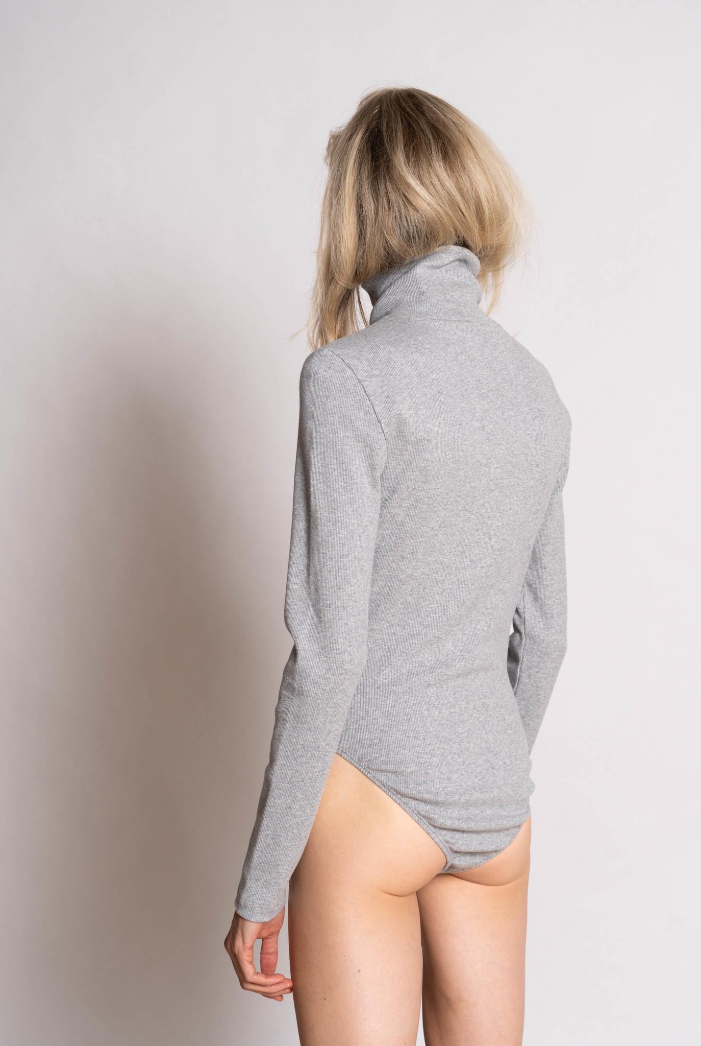 Amy Body Turtle Grey Melange