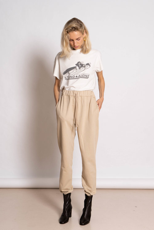 Sweatpants French Terry Doeskin