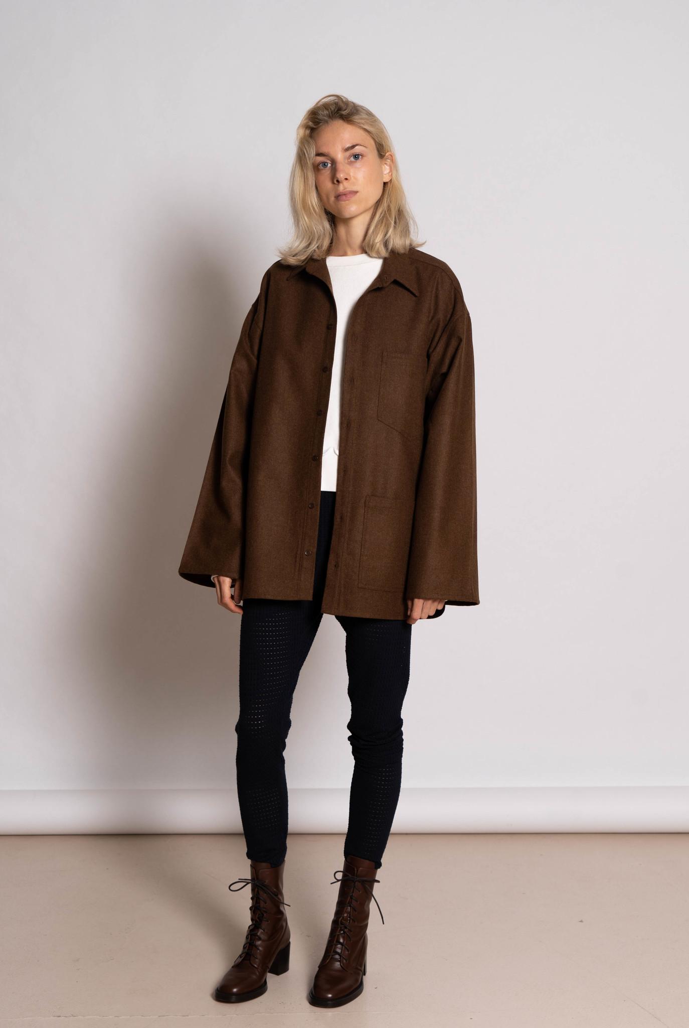 5.2 chestnut wool