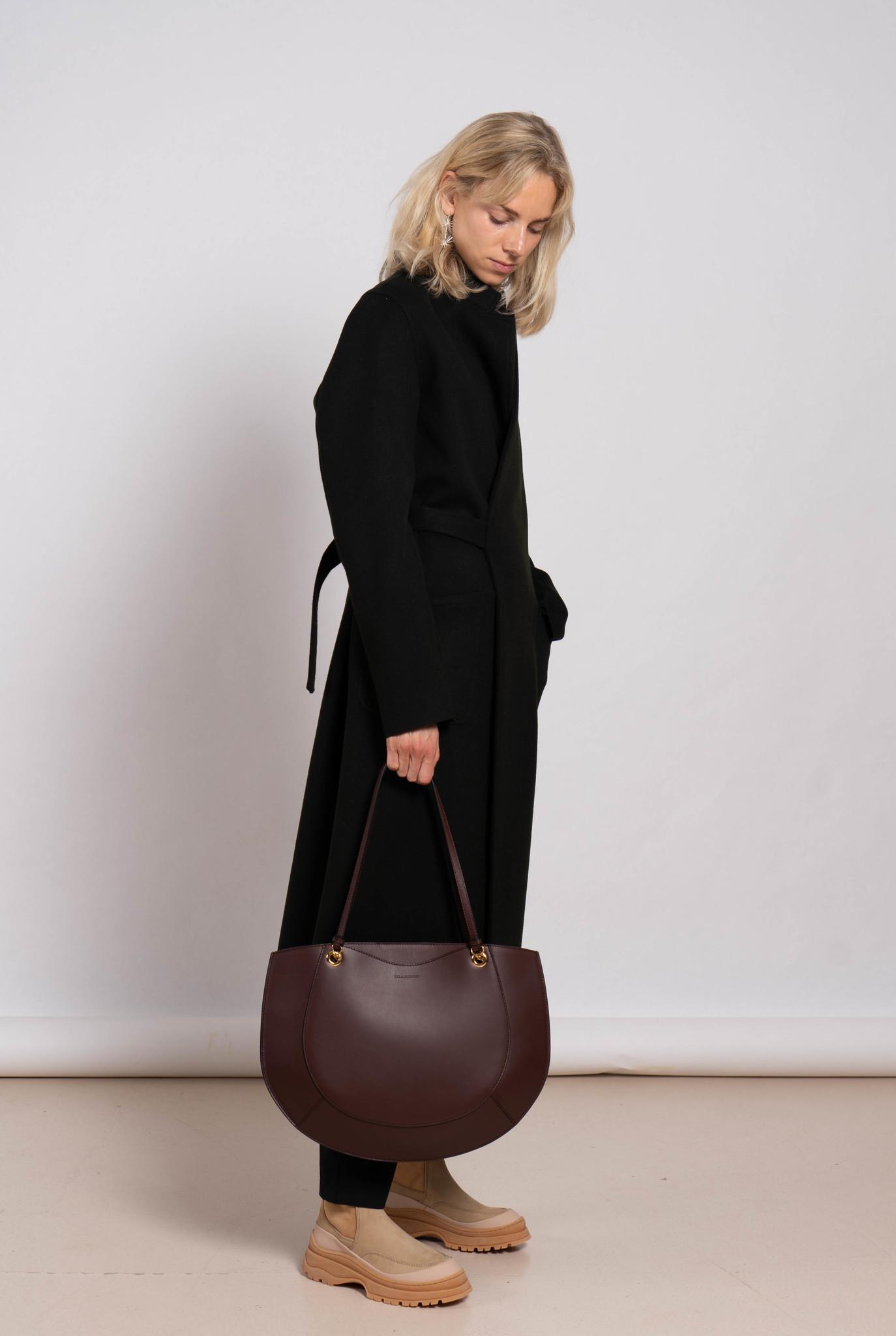 Mira Shoulder Bag Oxblood