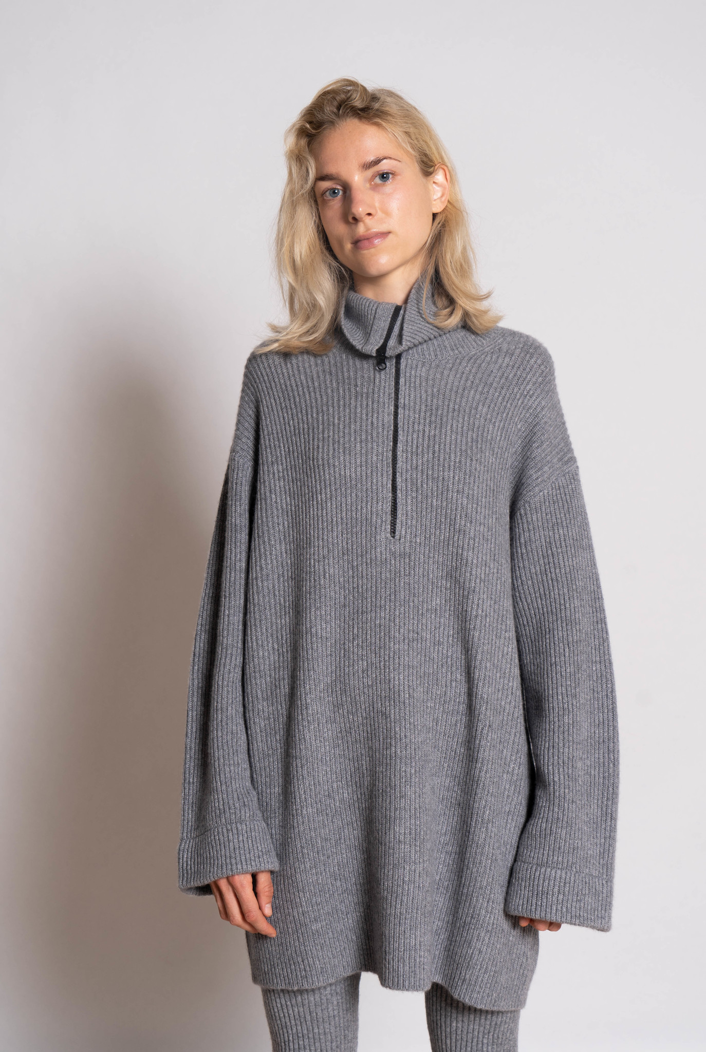 Aubree Sweater Grey