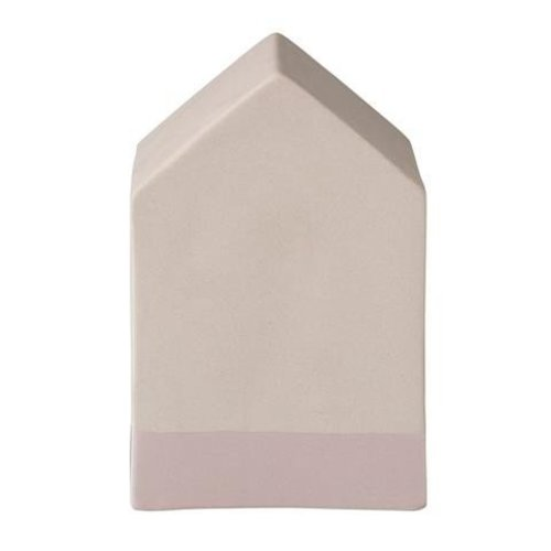 Bloomingville Deco house, blush ceramic