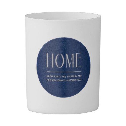 Bloomingville Theelichthouder - 'Home'