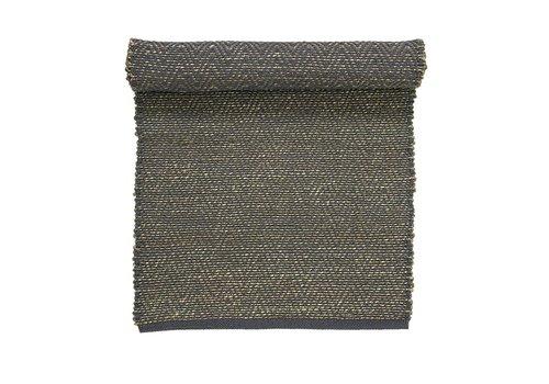 Bloomingville Tapijt, zeegras - grijs 160x80 cm