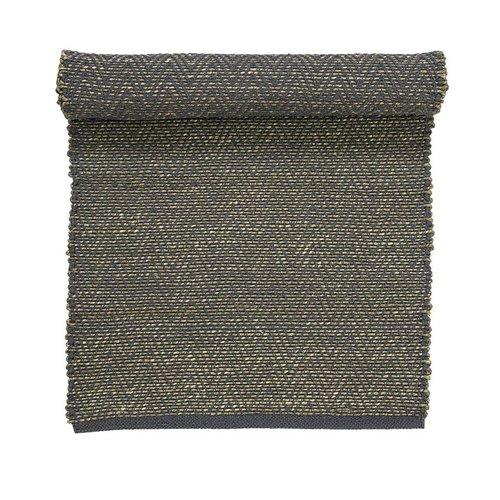 Bloomingville Tapijt grijs zeegras 160 x 80