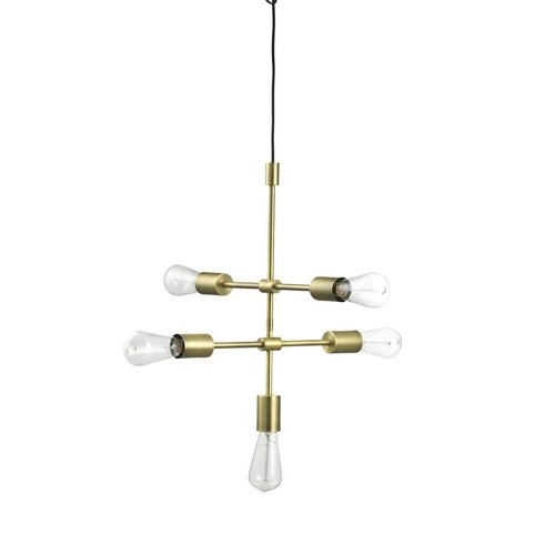 Bolia Piper lounge hanglamp 5-arm