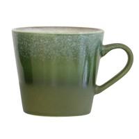 70's cappuccino mok grass