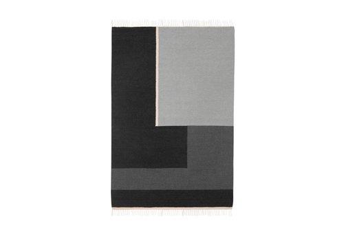 Ferm Living Kelim tapijt - Section - X-large 160 x 250 cm