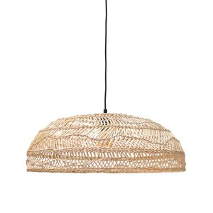 HK Living Rieten hanglamp medium