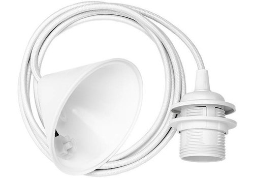 Umage Socket wit hanglamp Umage
