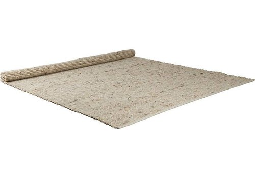 Zuiver Pure tapijt naturel