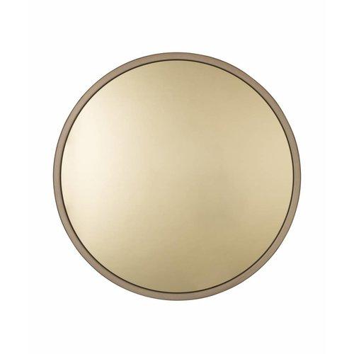 Zuiver Bandit ronde spiegel