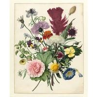 IXXI Wanddecoratie - Bouquet of Flowers
