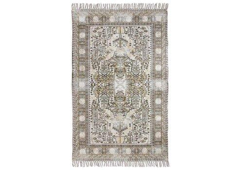 HK Living Extra oververfd tapijt