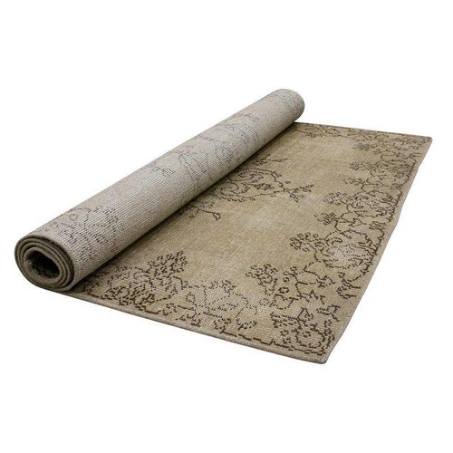 HK Living Extra overdyed tapijt sand 180 x 280
