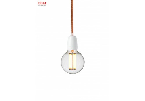 Nud Collection Socket classic - wit