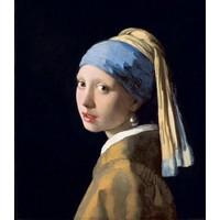 IXXI wanddecoratie - girl with the pearl earring