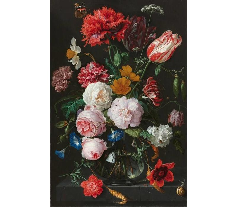 IXXI Wanddecoratie - Still life with flowers