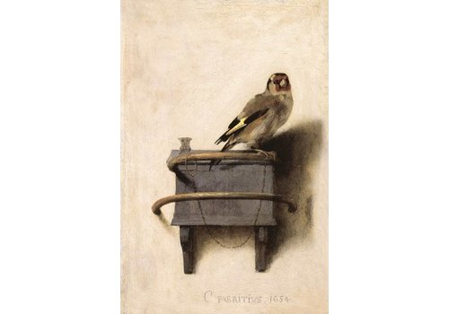 IXXI IXXI Wanddecoratie - The Goldfinch