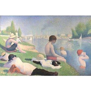 IXXI IXXI Wanddecoratie - Bathers at Asnières
