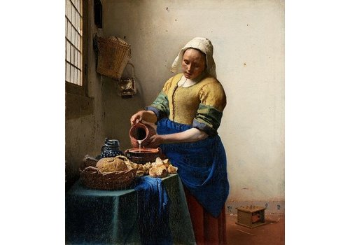 IXXI IXXI Wanddecoratie - The Milkmaid
