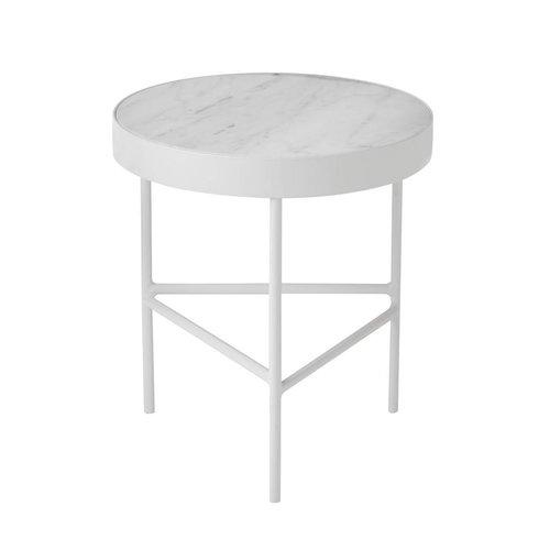 Ferm Living Marble table medium bijzettafel
