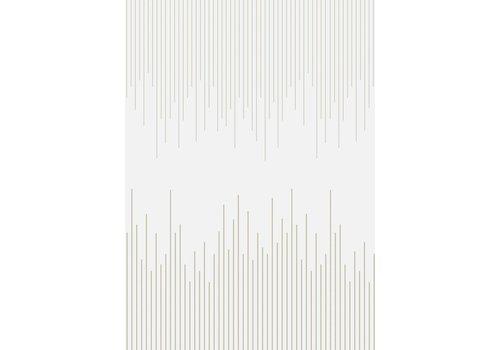 Mette Ditmer Afwasbaar tafelkleed Piano Messing per cm