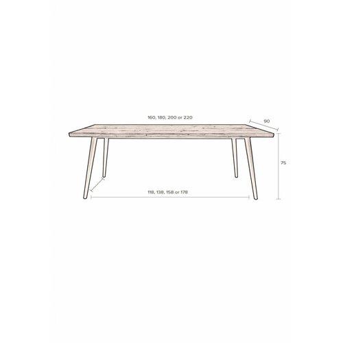 Dutchbone Alagon tafel