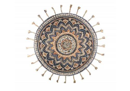Dutchbone Pix tapijt Ø170 cm