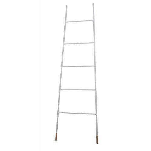 Zuiver Ladder rack wit