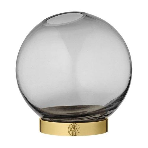 AYTM Globe vaas small met voetstuk