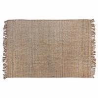 Jute tapijt naturel 200 x 300