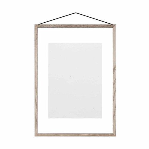 Moebe Frame transparant kader eik