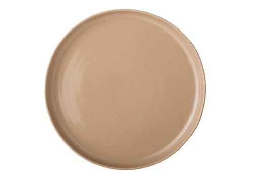 Bloomingville Dienblad keramiek bruin
