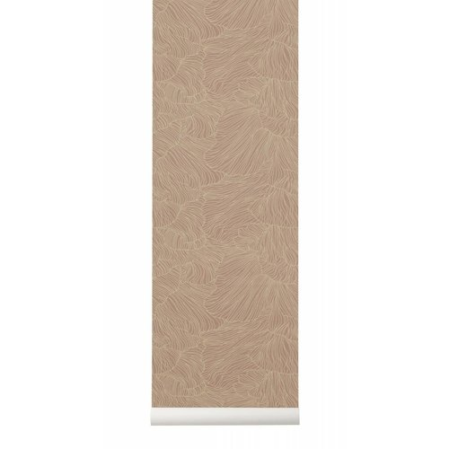 Ferm Living Coral wallpaper behangpapier