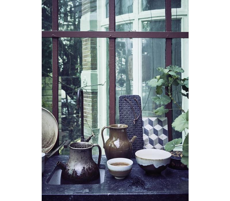 Kyoto bruin/witte schaal