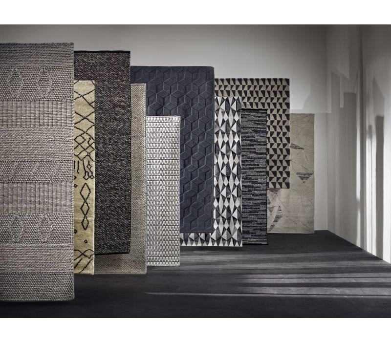 Braid tapijt multigrijs