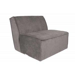 Zuiver Element sofa James rib