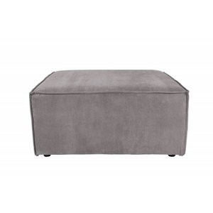 Zuiver Element sofa James poef
